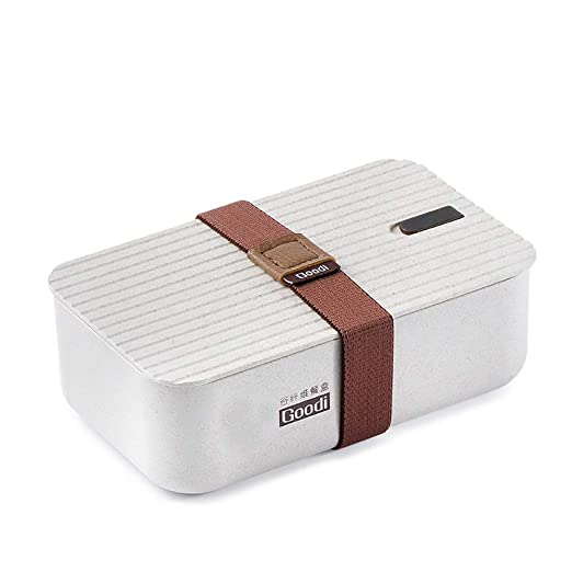YILANS Lunch Bento Box, Cáscara De Arroz Fiambrera Japonesa ...