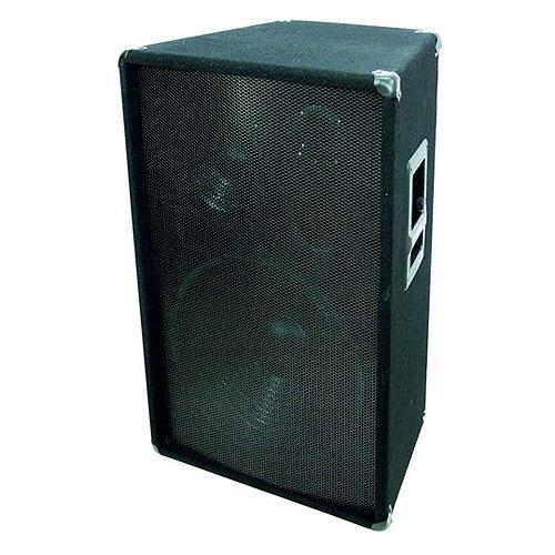 Omnitronic TMX-1530 - Altavoces (Etapa, De 3 vías, Piso, 500W, 1000W, 30-18000 Hz) TMX-1530 3-way speaker 1000W 11038581