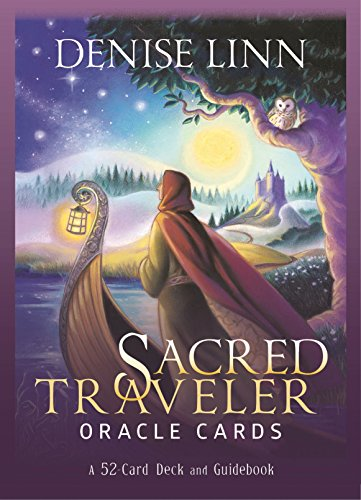 Sacred Guide Cards (Sacred Traveler Oracle Cards: A 52-Card Deck and Guidebook)