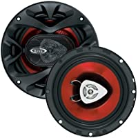 BOSS Audio CH6520 250 Watt (Per Pair), 6.5 Inch, Full...