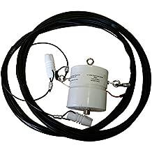 7 Band OCF Windom Dual core Current balun 3KW Flex Weave Antenna HF