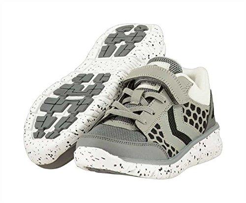 Hummel Crosslite Sneaker Jr - castle rock, Größe:35
