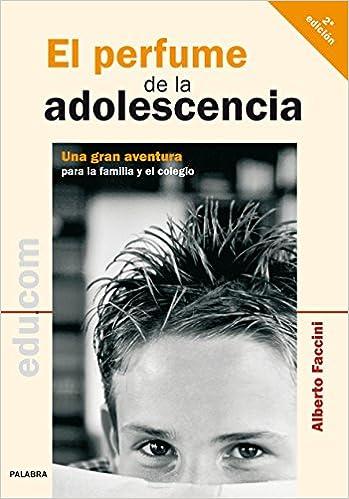 Book El perfume de la adolescencia