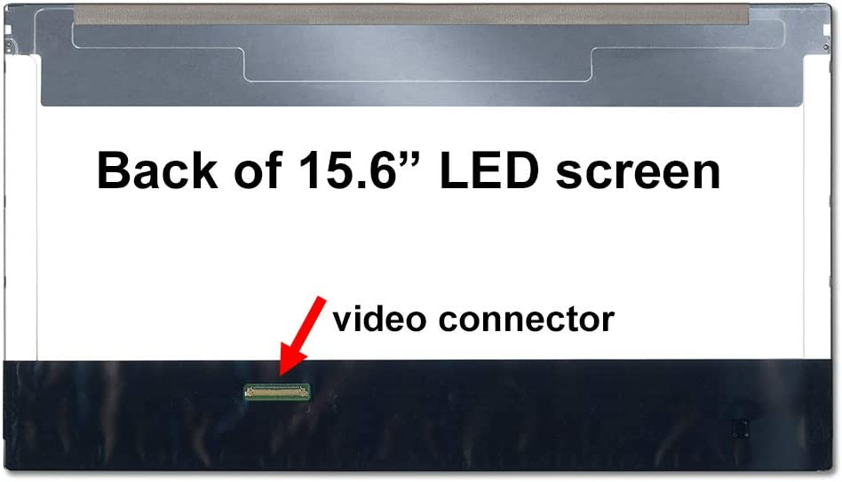 LCD LED Display with Tools Matte SCREENARAMA New Screen Replacement for B156HW02 V.1 FHD 1920x1080