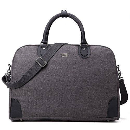 The Weekend Bag For Guys Black