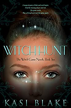 Witch Hunt (The Witch-Game Novels Book 2) by [Blake, Kasi]