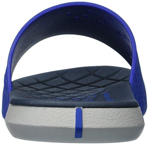 Ruiter Heren Infinity Slide Sandaal Wit / Blauw