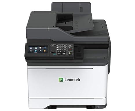 Lexmark MC2535adwe - Impresora láser Multifuncional, Color Negro y ...
