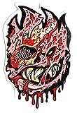 Spitfire Wheels - Fleshy Zombie Skateboard Sticker - Monster Horror Scary New