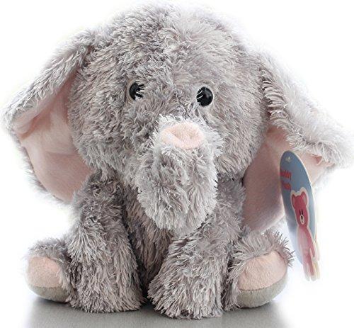 Bino Elephant Stuffed Animal Plush - Most Comfortable and Softest Childrens Plush Toy Gift 8.5