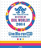 V.A. - The Idolm@ster (Idolmaster) M@sters Of Idol World!! 2014 Day2 (2BDS) [Japan BD] LABX-8072