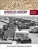America's History since 1865 9780312452865