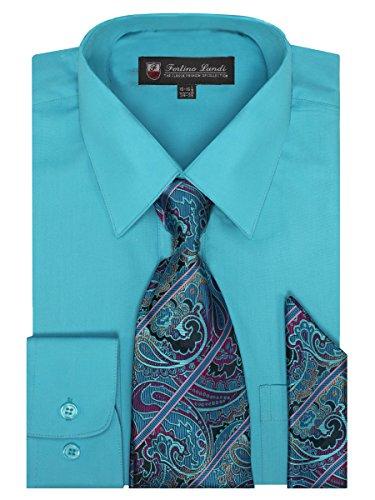 jeans dress shirt tie - 7