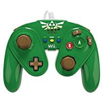 PDP Wired Fight Pad: Link for Nintendo WiiU - Special Limited Edition