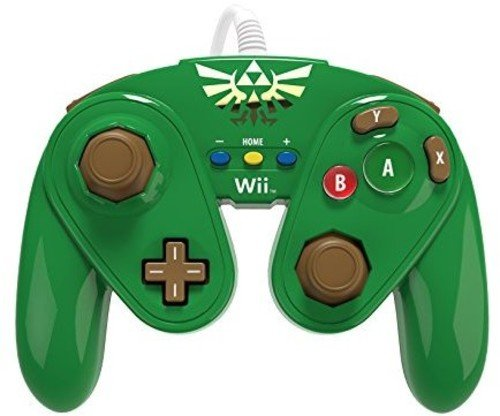 PDP Wired Fight Pad for Wii U - - Game Gamecube Pad