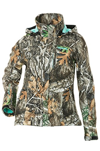 Camo Edge (DSG Outerwear Women's Ava Hunting Jacket with Realtree Camo Edge (Medium))