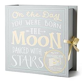 scatola dei ricordi neonato