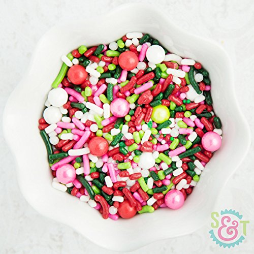 Sweet Sprinkle Mixes (Berry Bliss)