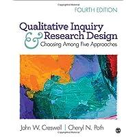 QUALITATIVE INQUIRY AND RESEAR CH DESIGN