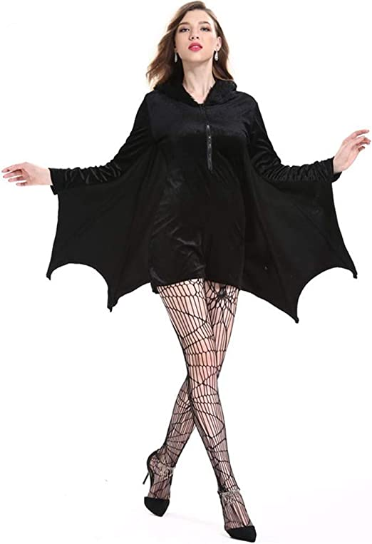 Amazon.com: Disfraz de Halloween para mujer, disfraz de ...