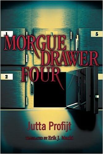 Amazon.Com: Morgue Drawer Four (Morgue Drawer Series