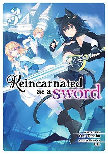 Sea Sword - Reincarnated as a Sword (Light Novel) Vol. 3