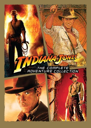 Indiana Jones Complete Adventure Collection product image