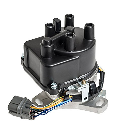 (GDST127 NEW IGNITION DISTRIBUTOR For Honda Civic VTEC/Civic del Sol VTEC/Acura Integra GS-R/Type R (TD81U TD84U TD87U TD86U) 1996-2001)