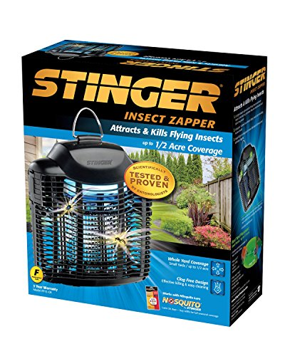 042578900467 - Stinger 1/2 Acre Flat Panel Zapper carousel main 1
