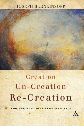 Creation, Un-creation, Re-creation: A discursive...