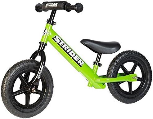 STRIDER ST-SP-12-BLK SPORT 12-Inch Kids Learner Balance Bike