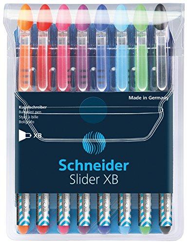 Schneider Slider Basic XB Ballpoint Pen,