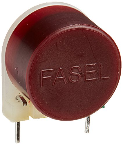 Dunlop FL02R Fasel Inductor, Red ()