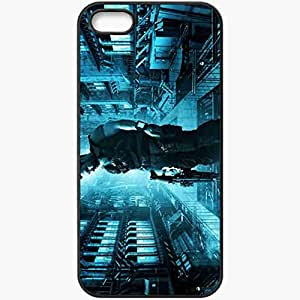 Personalized iPhone 5 5S Cell phone Case/Cover Skin Ahead Spetsagentsnou Guy Pearce Black by lolosakes