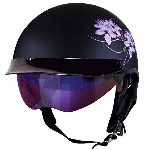 Buy woman motorcycle helmet pink