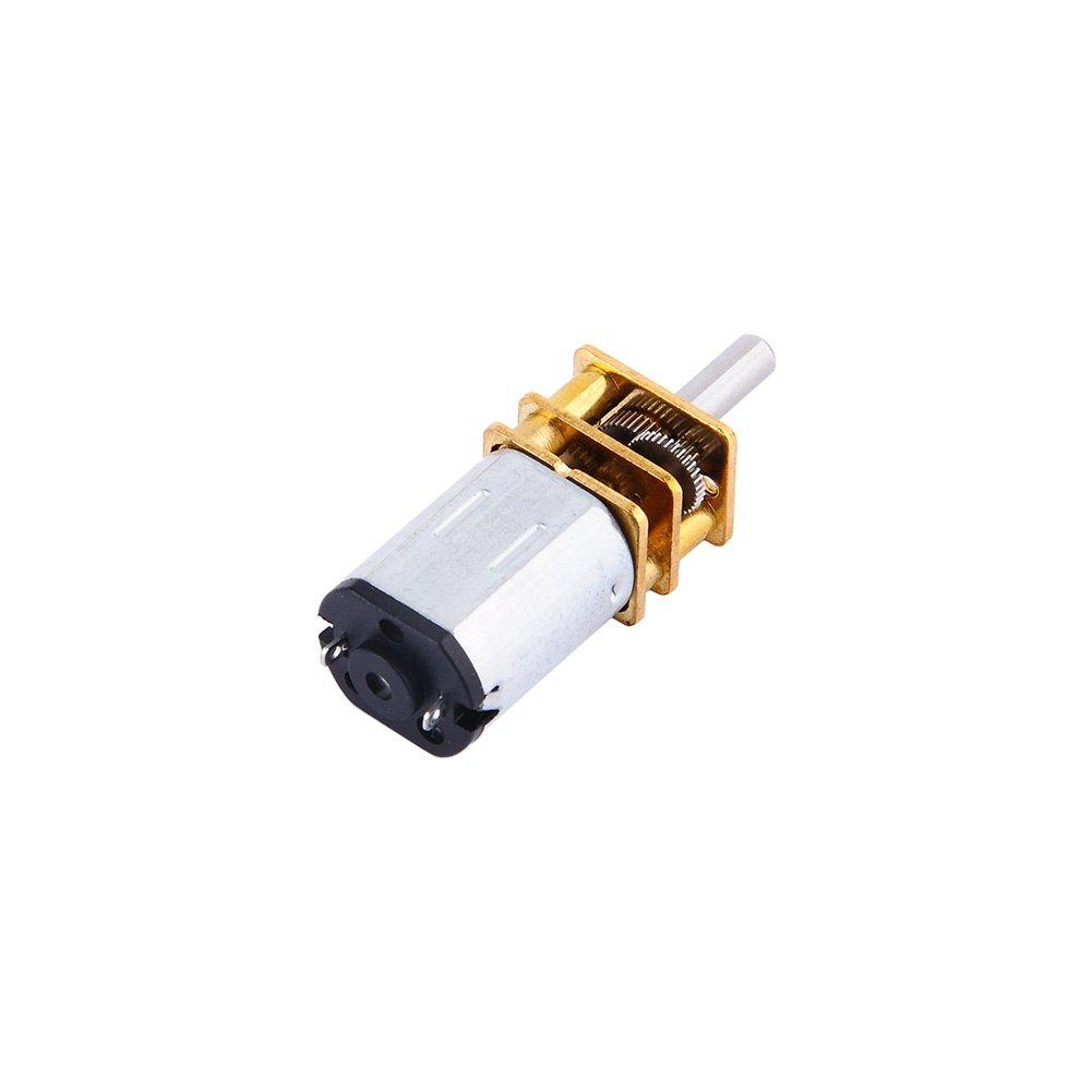 ga12-n20/DC12/V 300rpm Speed Reduzierung Gear DC Motor w//Metall Getriebe