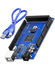 AZDelivery Mega 2560 R3 Bestuur met ATmega2560 met USB-kabel