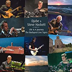 Steve Hackett, Djabe Firth of Fifth cover