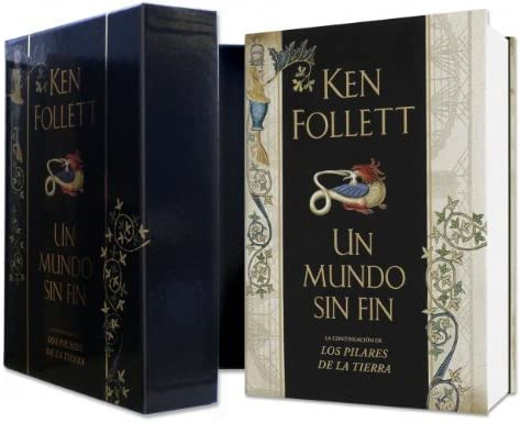 Un mundo sin fin (Estuche) (EXITOS): Amazon.es: Follett,Ken: Libros