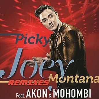 Amazon.com: Picky (Remix) [feat. Akon & Mohombi]: Joey ...