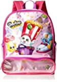 Shopkins Girls' 12 Inch Backpack with Toy Compartment
