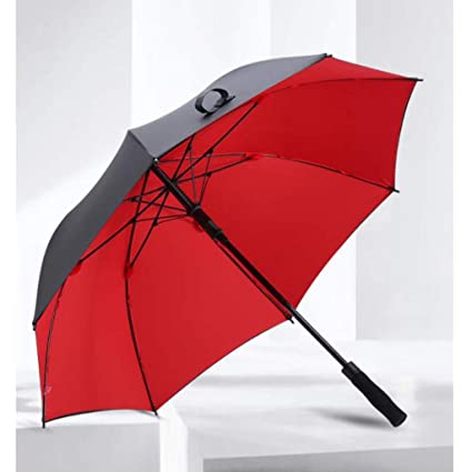 97bfc2bfb1c9 Amazon.com: MCGMXG Golf Umbrella Double-Layer Oversized Automatic ...
