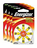 Energizer EZ Turn & Lock Hearing Aid Batteries, Size 10 (32 count)