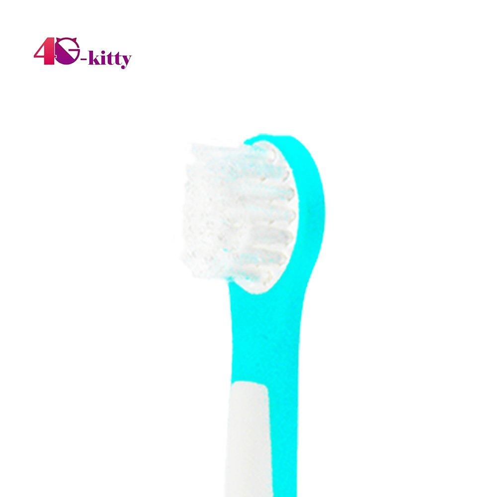 oral-q cabezales de repuesto cabezales para cepillo de dientes eléctrico Philips Sonicare HX6034 Sonicare For Kids Cepillo estándar, edades 4 - 7, ...