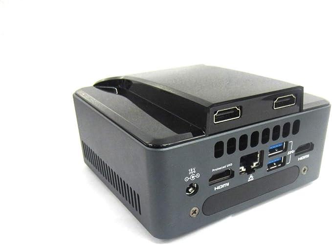 GORITE Intel NUC Single HDMI LID for 7th Gen Dawson Canyon NUC