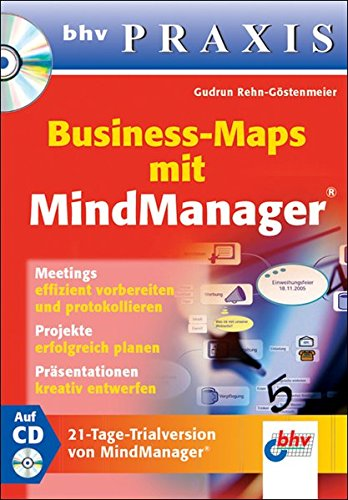 Business-Maps mit MindManager (bhv PRAXIS)