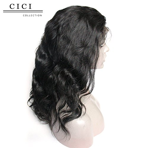 Cici Collection 360 Lace Frontal Wig Pre Plucked Bleached