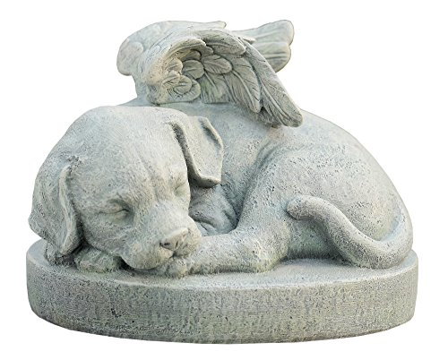 Napco Bless My Pet Statue, Dog