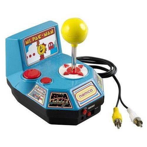 (Ms. Pac-Man And Friends Plug & Play TV Games)