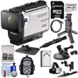 Sony Action Cam FDR-X3000 Wi-Fi GPS 4K HD Video Camera Camcorder with...